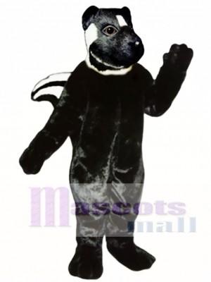 Eastern Skunk Mascot Costume Animal