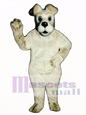 Terrier Dog Mascot Costume Animal