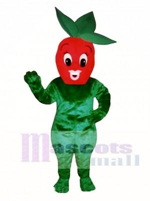 Sherry Strawberry Mascot Costume Fruit