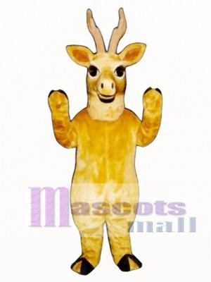 Cute Realistic Deer Mascot Costume Animal