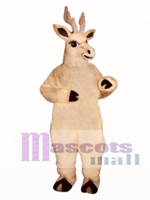 Cute Elk Deer Mascot Costume Animal
