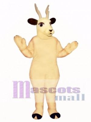 Cute Donald Deer Mascot Costume Animal