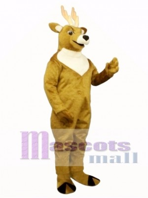 Cute Dorian Deer Mascot Costume Animal