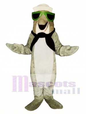Cute Fresh Fish Mascot Costume Animal