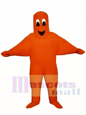 Cute Starfish Mascot Costume Animal