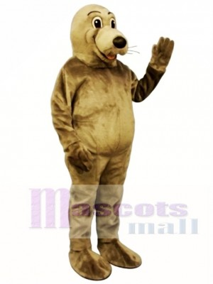 Cute Silly Seal Mascot Costume Animal