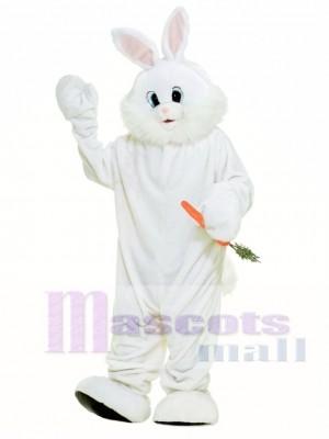 Deluxe Easter Bunny Rabbit Mascot Costume Animal