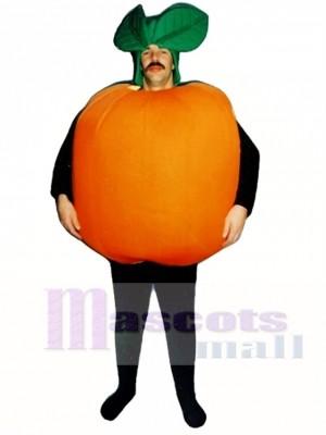 Orange Mascot Costume Fruit