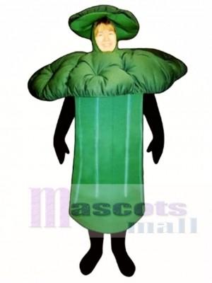 Broccoli Mascot Costume Plant