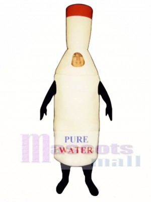Water Bottle Mascot Costume