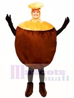 Nut Mascot Costume Plant