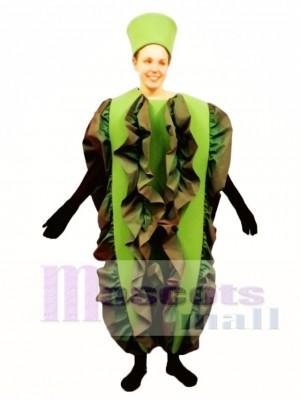 Rotten Pumpkin Mascot Costume Fruit