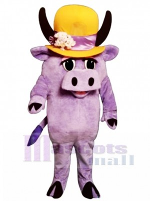 Madcap Cow Mascot Costume Animal