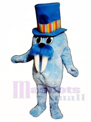 Cute Madcap Walrus Mascot Costume Animal