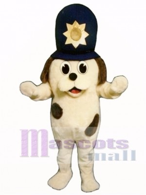 Cute Madcap Dog Mascot Costume Animal