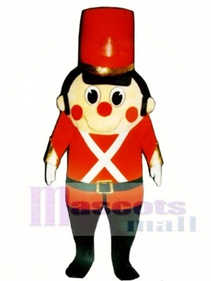 Madcap Toy Soldier Mascot Costume