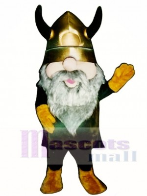 Madcap Viking Mascot Costume People