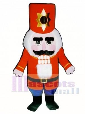 Madcap Nutcracker Mascot Costume Christmas Xmas
