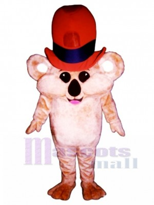 Madcap Koala Bear Mascot Costume Animal