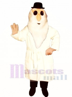 Dirty Old Man Mascot Costume People
