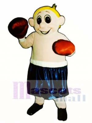 Prize Fighter Mascot Costume People