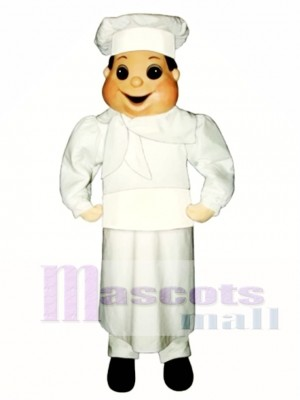 Jolly Baker Mascot Costume People
