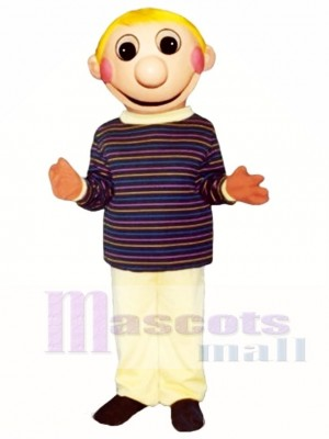J.R. Mascot Costume People