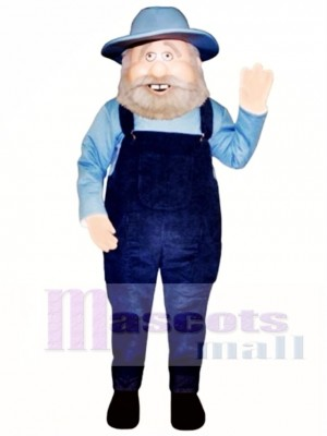 Prospector Mascot Costume People