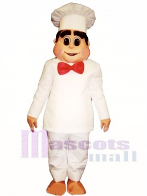 Fry Cook Mascot Costume People