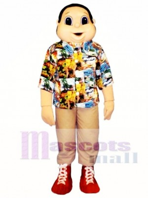 Tommy Mascot Costume People