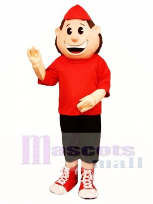 Jr. Jock Mascot Costume People