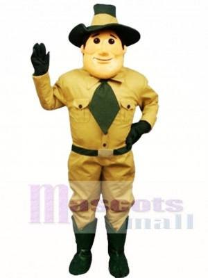 Ranger Mascot Costume People