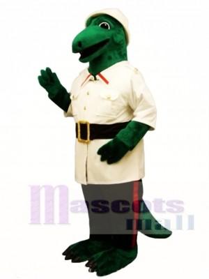 Panama Pete Mascot Costume Animal