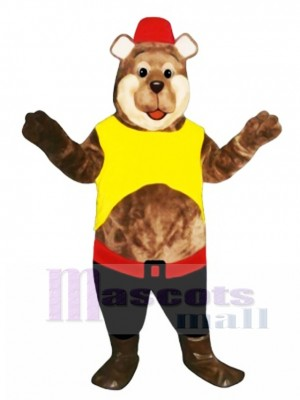 Good Ole Boy Bear Mascot Costume Animal