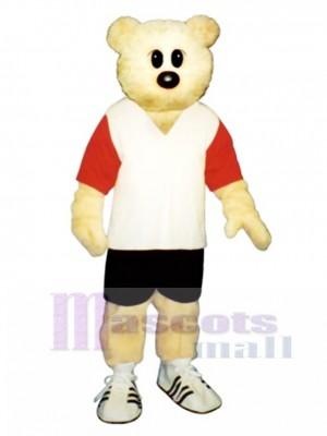 Kindergarten Bear Mascot Costume Animal