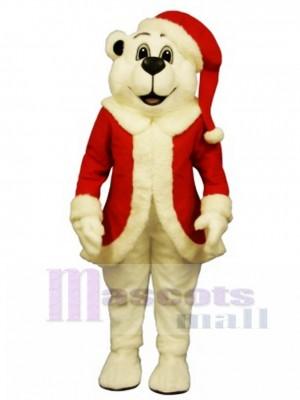 Sugar Plum Bear Mascot Costume Animal