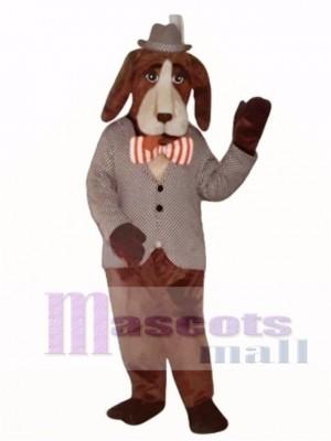 Cute shound dog Mascot Costume Animal