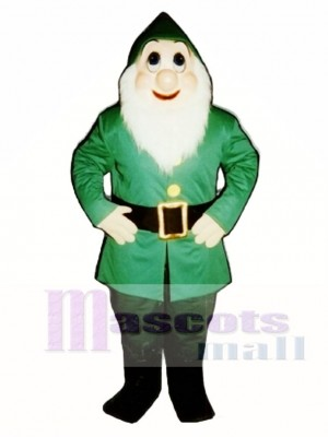 Christmas Elf Mascot Costume Christmas Xmas