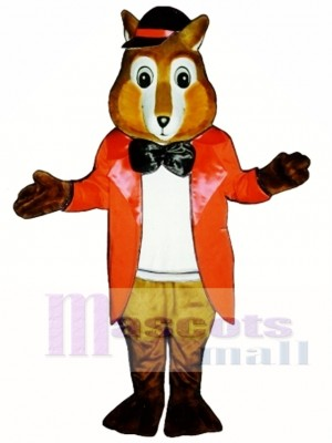 Cute Fox Hunt Mascot Costume Animal
