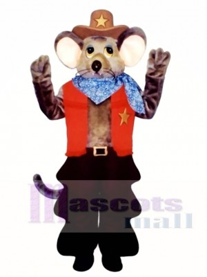 Wyatt Rat Mascot Costume Animal