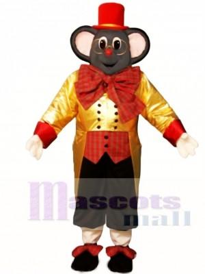 Holiday Mouse Christmas Mascot Costume Animal