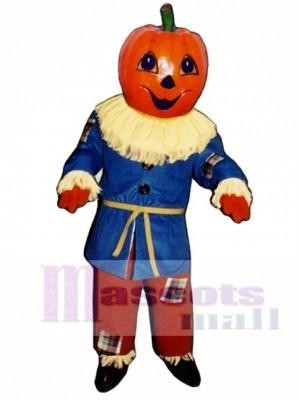 Pumpkin Mascot Costume Plant