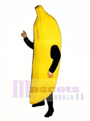Banana Mascot Costume Plant Fruit