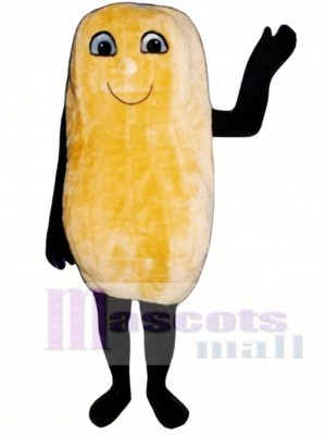 Peanut Mascot Costume Plant