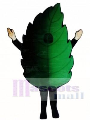 Leaf Mascot Costume Plant