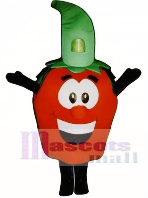 Delicious Apple Mascot Costume Vegetable