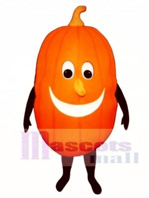 Rotten Pumpkin Mascot Costume Plant