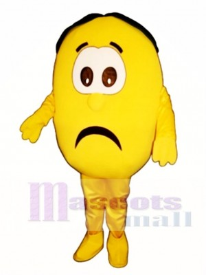 Sour Lemon Mascot Costume Plant