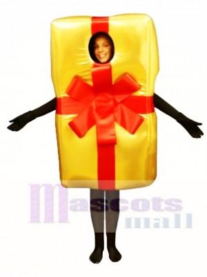 Christmas Gift Mascot Costume Christmas Xmas