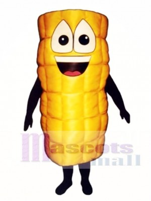 Corn on Cob Mascot Costume Vegetable